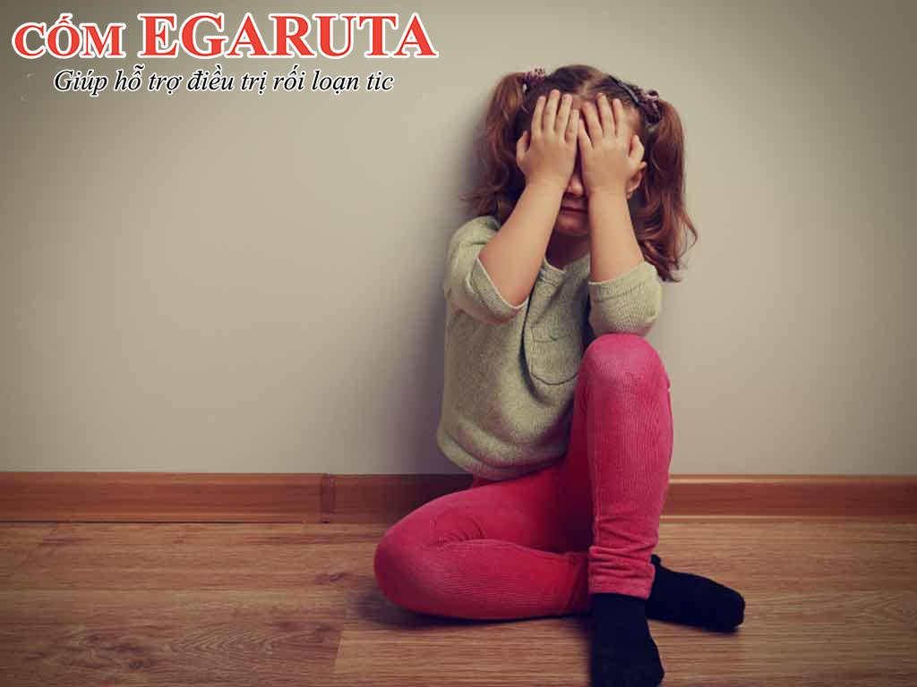 Trẻ rối loạn tic tạm thời có nguy cơ cao mắc kèm rối loạn lo âu, trầm cảm